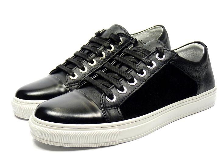 Antony Morato MMFW00379 sneaker schoenen - zwart