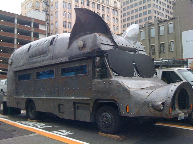 Downtown Seattle, WA (Maximus Minimus Pig Food Truck)