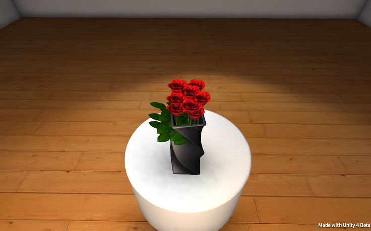 Wirtualny bukiet, prawdziwy prezent www.florysta3d.pl