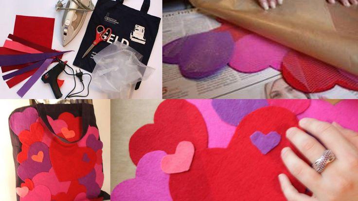 Valentine Day bag!