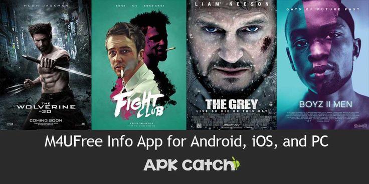 Download & Watch Free Movies online with M4UFree Info App