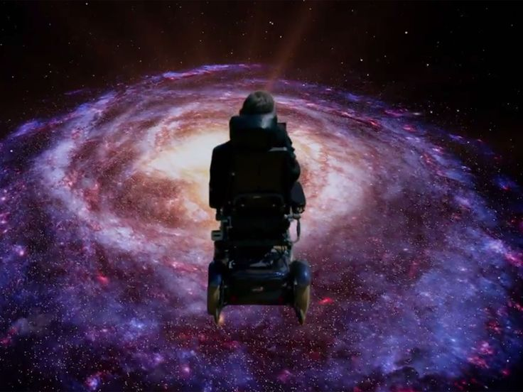 """Stephen Hawking has renewed his collaboration with Monty Python to produce a cover of the classic Meaning of Life hit """"Galaxy Song""""."""