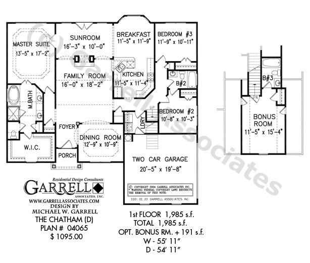 Image Result For House Plans With Sunroom Ranch Style House Plans Floor Plans Ranch House Plans One Story