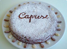 La Cuoca Dentro: Torta Caprese