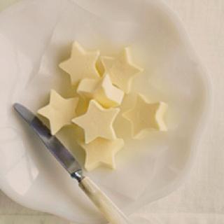 butter stars.