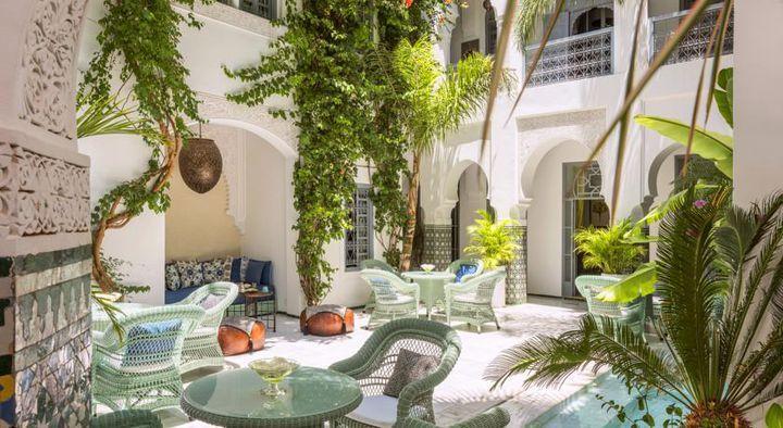女心くすぐる可愛さ!一度は泊まりたいモロッコのお洒落なリヤド10選 | RETRIP[リトリップ]