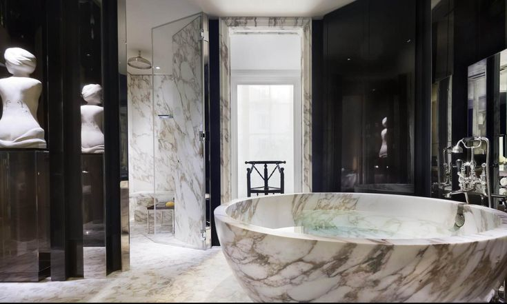 Image result for rosewood london bath room