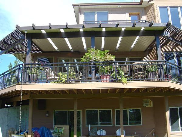 At Patio Covers Unlimited We Specialize In Providing Quality Home  Enhancements For Your Outdoor Living Pleasure. Enjoy The Shade Our Solid  Lattice Patio ...