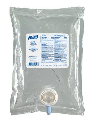 Dezinfectantul Purell Instant Hand Sanitizer elimina 99,99% din cei mai cunoscuti germeni.