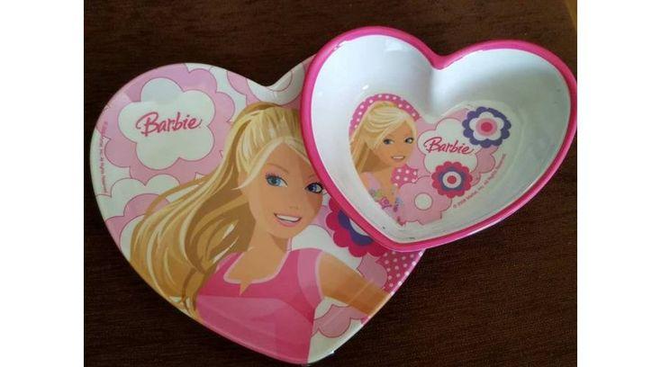 Barbie tányérszett, akciós áron! https://www.ajandekaruhaz.eu/garazsvasar-266/barbie-tanyer-2160