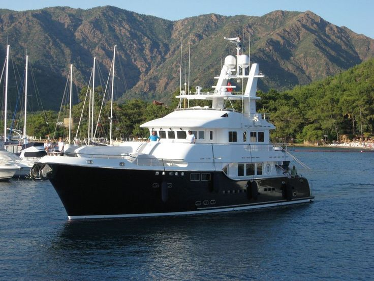 New listing available - Nordhavn 86ft trawler yacht ...