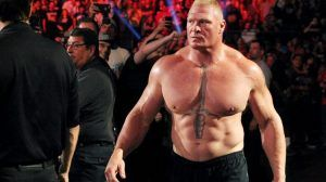 Brock Lesnar has emerged from the dungeons of the dairy farm of Webster, South Dakota. The famed wrestler is a 'Beast' in the ring who sends a vibe of fear to his opponents when in a mood.