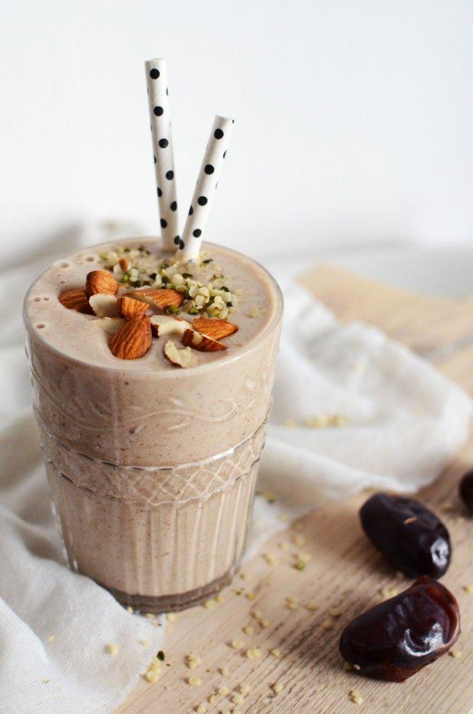 Date, Coconut & Banana Shake – Tuulia Talvio