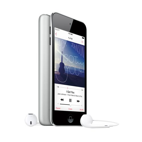 Apple iPod touch 5th Generation 16GB - Black/Silver Need my tunes for back to school #SetMeUpBBY