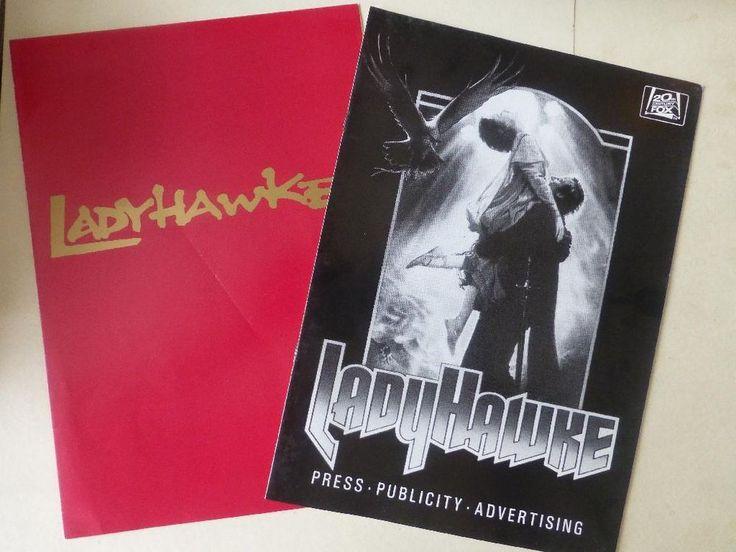 LadyHawke (Rutger Hauer, Matthew Broderick, Michelle Pfeiffer)  Press Release   http://r.ebay.com/Q1q2KC