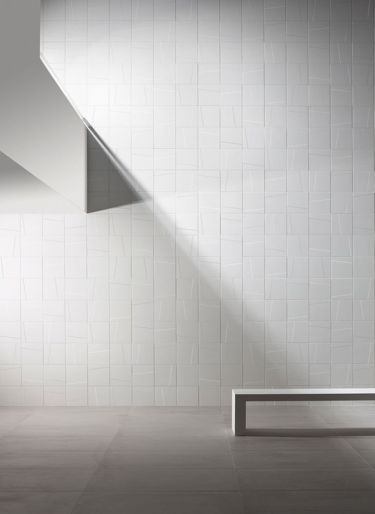 Gallery of 4 Eye-Catching White Tiles to Use in Your Next Project - 21