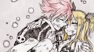 I really nalu happens in dragon cry