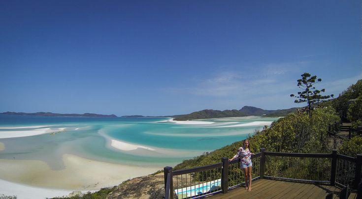 Backpacking Whitsundays Australia