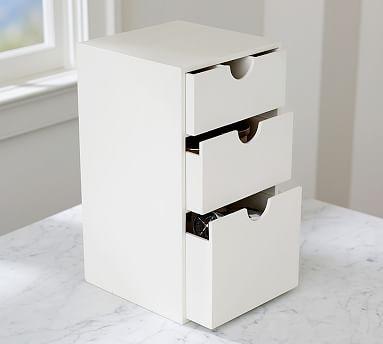 Sink vanity storage drawers woodworking diy possible - Bathroom vanity storage solutions ...