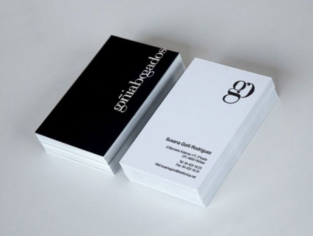 22 best Business cards images on Pinterest | Business card design ...