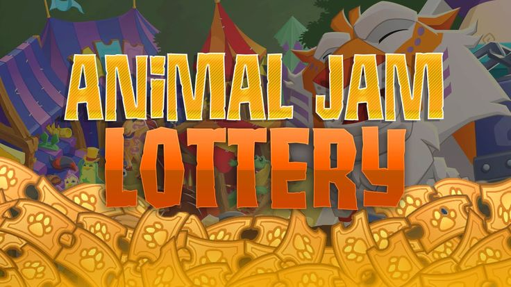 ANIMAL JAM LOTTERY! (Huge Event) WHAAAAAAT?!?!?! *BTW ITS OLD THOUGH*