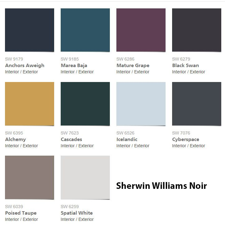 17 best ideas about sherwin williams color palette on - Sherwin williams exterior paint colors chart ...