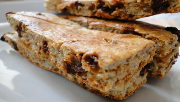 Brown rice granola bars