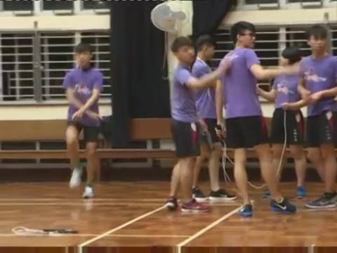 The world-class rope skipping skills! Click and see how world record breakers are trained at the Hong Kong Rope Skipping Club.