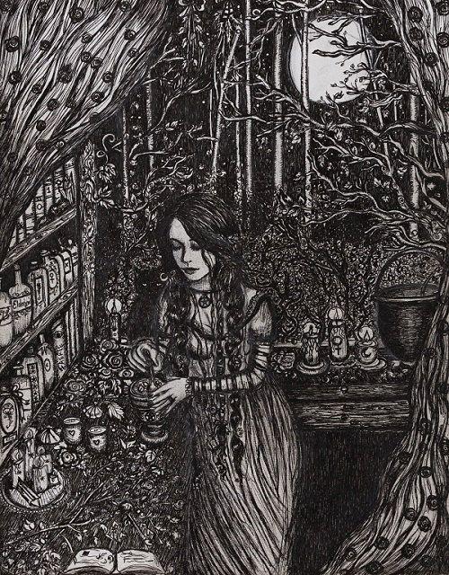 Lover's Dream Spell by Lady Viktoria.