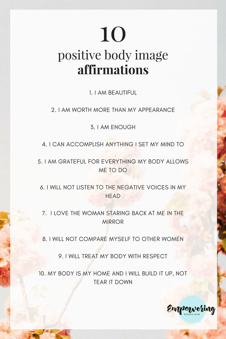 Positive Body Image #bodyimage #positivebodyimage …