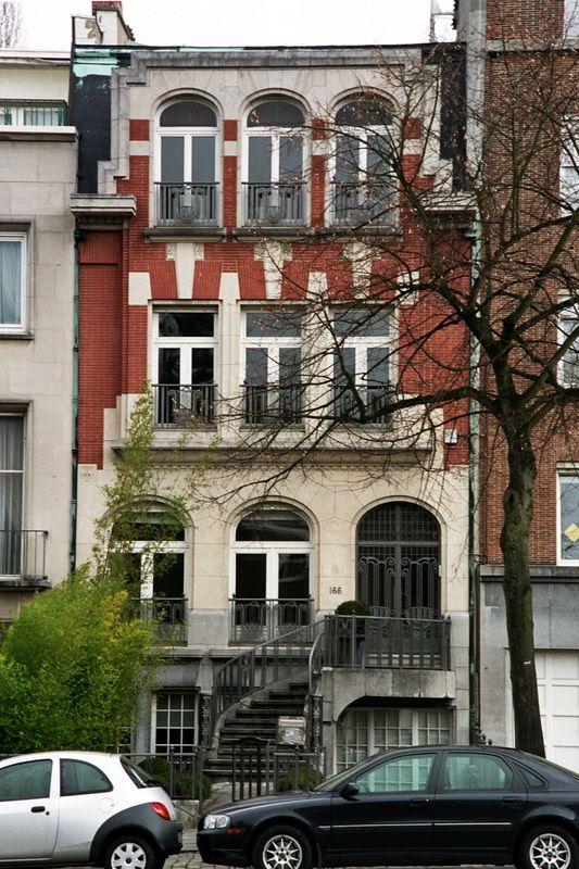 Bruxelles Extension Sud - Avenue Franklin Roosevelt 166 - DANKELMAN