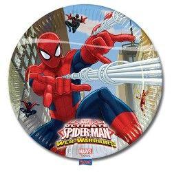 Örümcek Adam Parti Malzemeleri