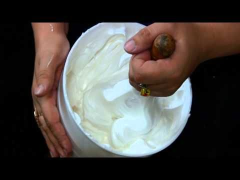 How to Make Your Own Wedding Cake: Assembly - YouTube