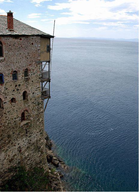 Grigoriou Monastery,Mount Athos