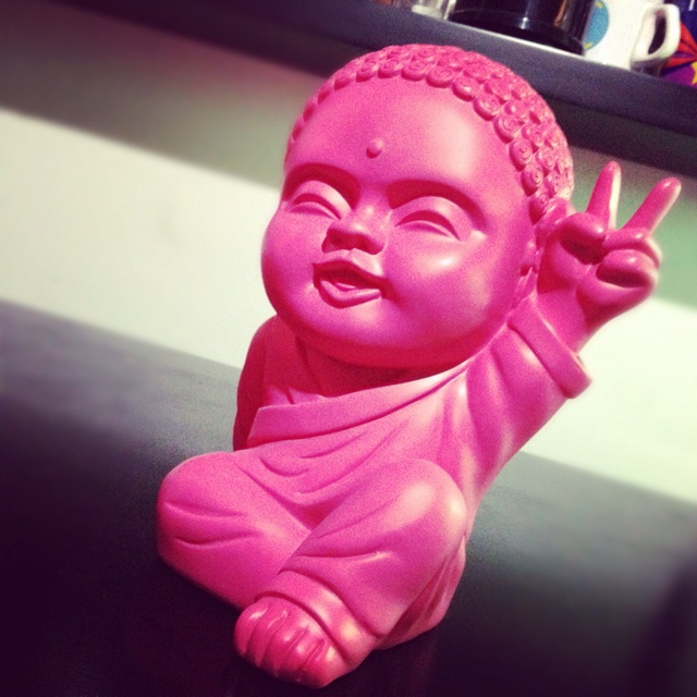 Peace Buda