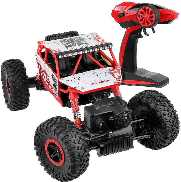 Click N' Play Rock Crawler RC car