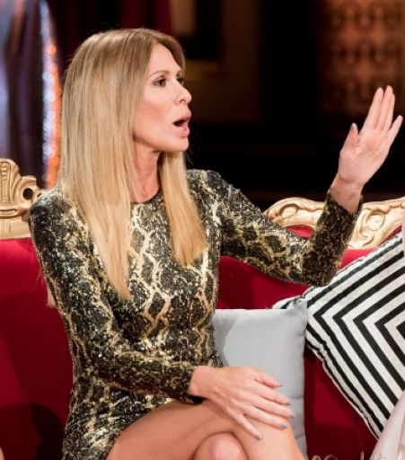 The Real Housewives Of New York Star Carole Radziwill Slams Dorinda Medley On Twitter!