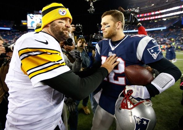 New England Patriots vs Pittsburgh Steelers: Predictions & Preview for Thursday Night Football  -  NFL Quarterbacks Tom Brady and Ben Roethlisberger