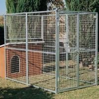 Wholesale Outdoor Dog Run Kennel, Easy for Transportation from suppliers