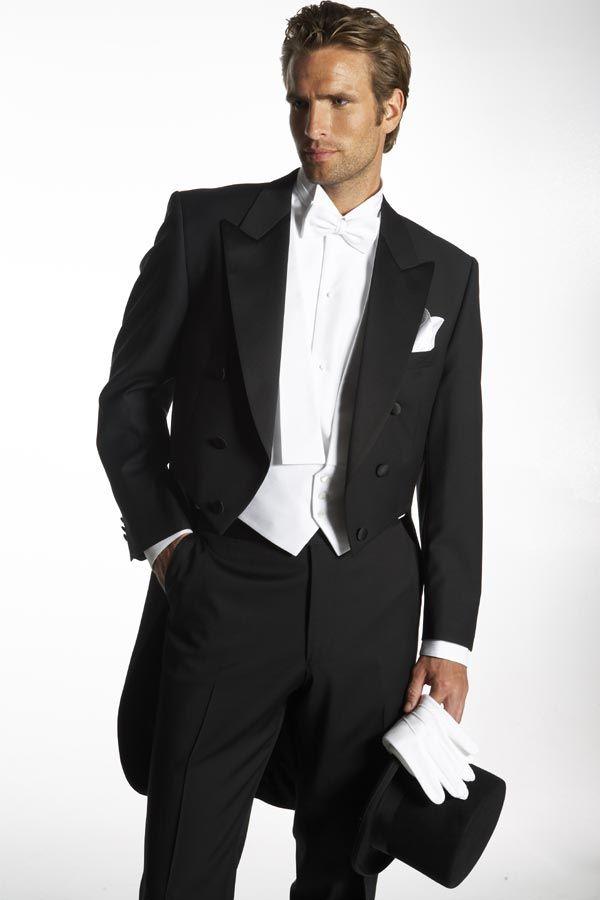 Kjole og hvidt | Festtøj til mænd | herretøj fra Jardex