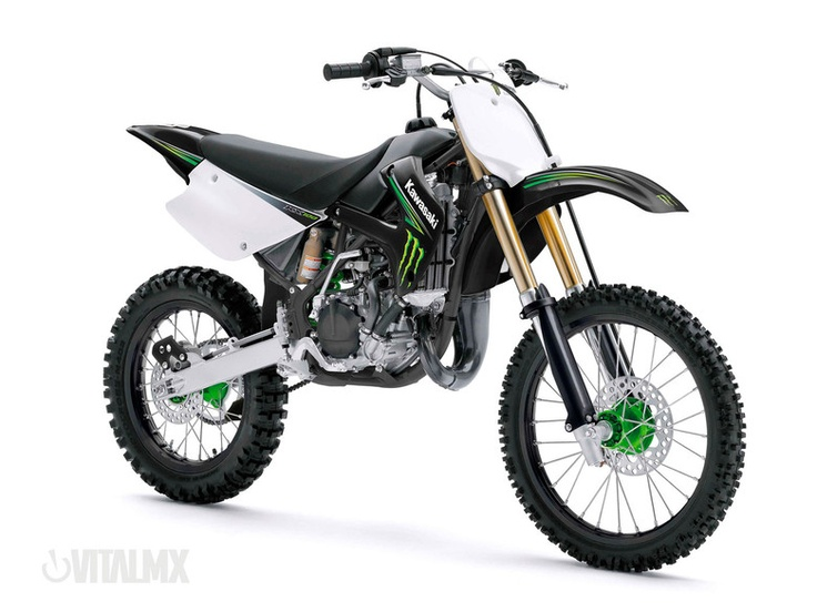 Sweet Dirt Bike Kx 100 Monster Edition Bikes Pinterest Dirt