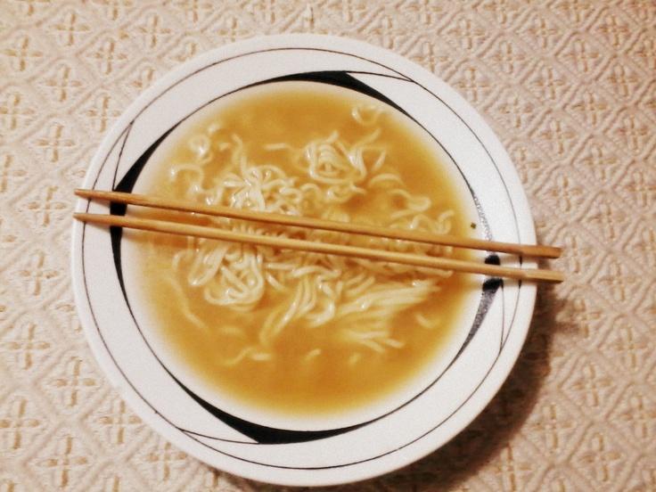 YUMI Soup de fideos :D