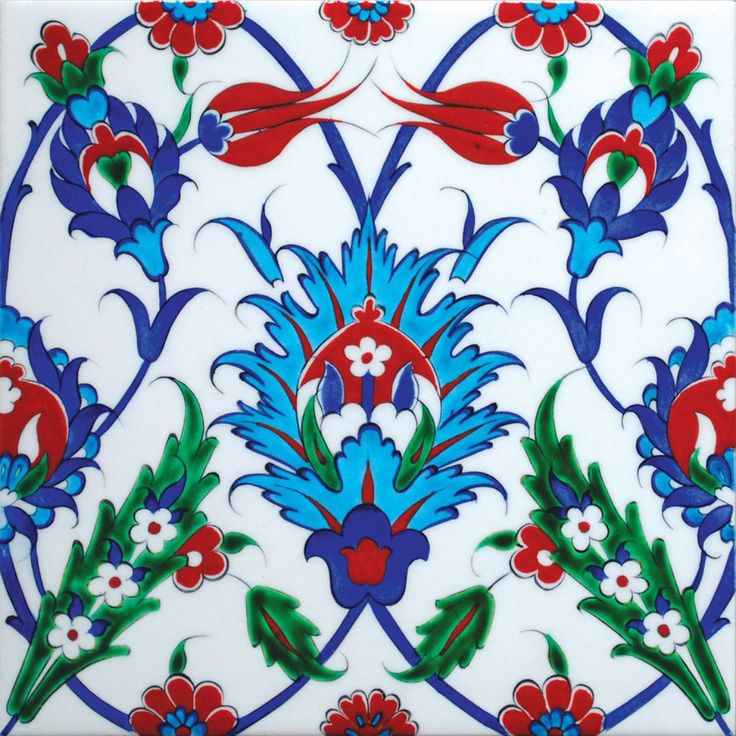 Which is the latest and most beautiful examples of Turkish tile art tiles made specifically for only Hunkar Kasr.