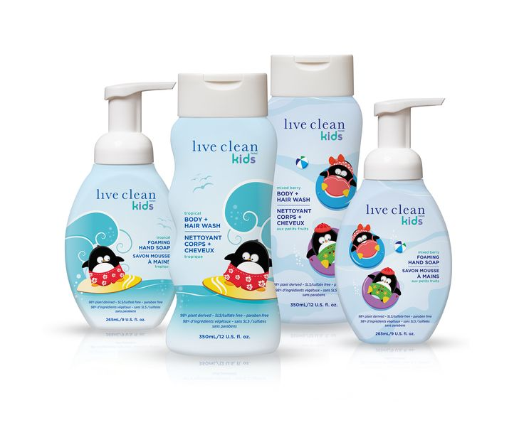 Enter to win a Live Clean Kids Gift Pack - Open to Canadian Residents - Ends June 10, 2015 http://babylishadvice.com/?p=3038