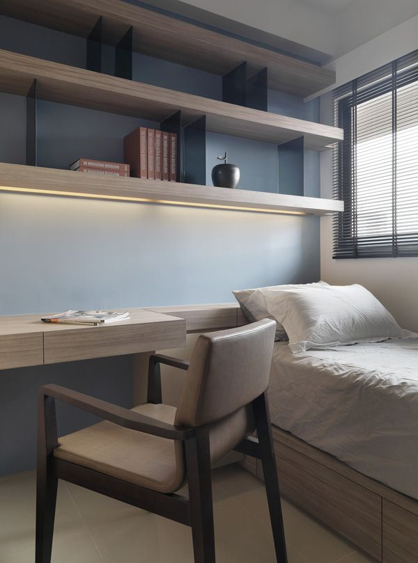 love the indirect led light - nice nap in the office or somewhere to read