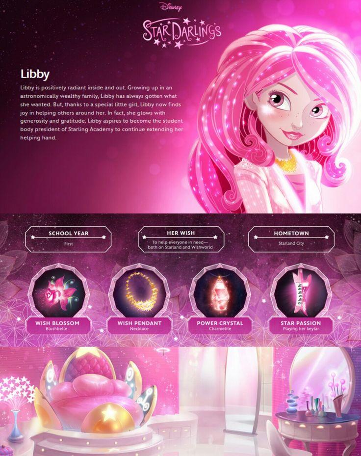 Disney Star Darlings Libby