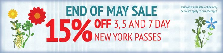 Official New York Pass® | 80+ NY City Attractions | Easy Sightseeing in NYC