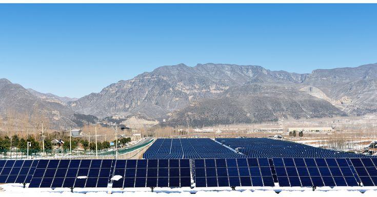 Seraphim fornece o Eclipse (TM) para a primeira usina de energia fotovoltaica de 5 MW da China com módulos de células em telhas  ||  CHANGZHOU, China, 28 de janeiro de 2018 /PRNewswire/ -- A primeira usina de energia solar montada no solo utilizando…