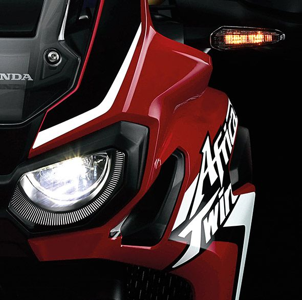 The all-new Honda Africa Twin is the machine that will let you wander wherever your adventures take you.