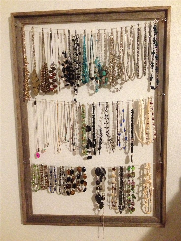 diy necklace holder diy amp random pinterest diy